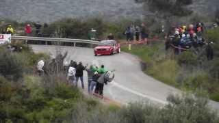 Opel Ascona B Drift   Ανάβαση Ριτσώνας '14   Ritsona Hillclimb '14