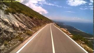 Albanien im Offroad-LKW 2014