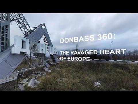 «Донбасс 360: разоренное