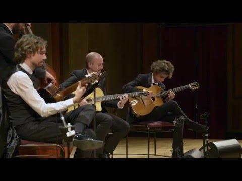 Antoine Boyer & Gustav Lundgren Trio - Nuages