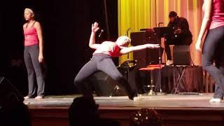 Oscar Smith Star Dancers 2019:Ladies in Red  Show