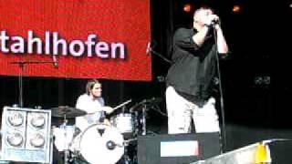 """Rolf Stahlhofen """" Sag Mir Wann """" Live@ RPR1 Open Air 07.08.2010 Mainz"""