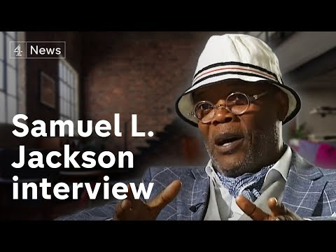 Samuel L. Jackson interview | Channel 4 News