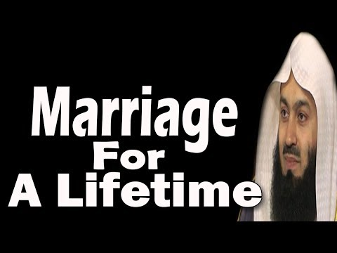 How To Live Happily Ever After Growing In Marriage | Mufti Menk