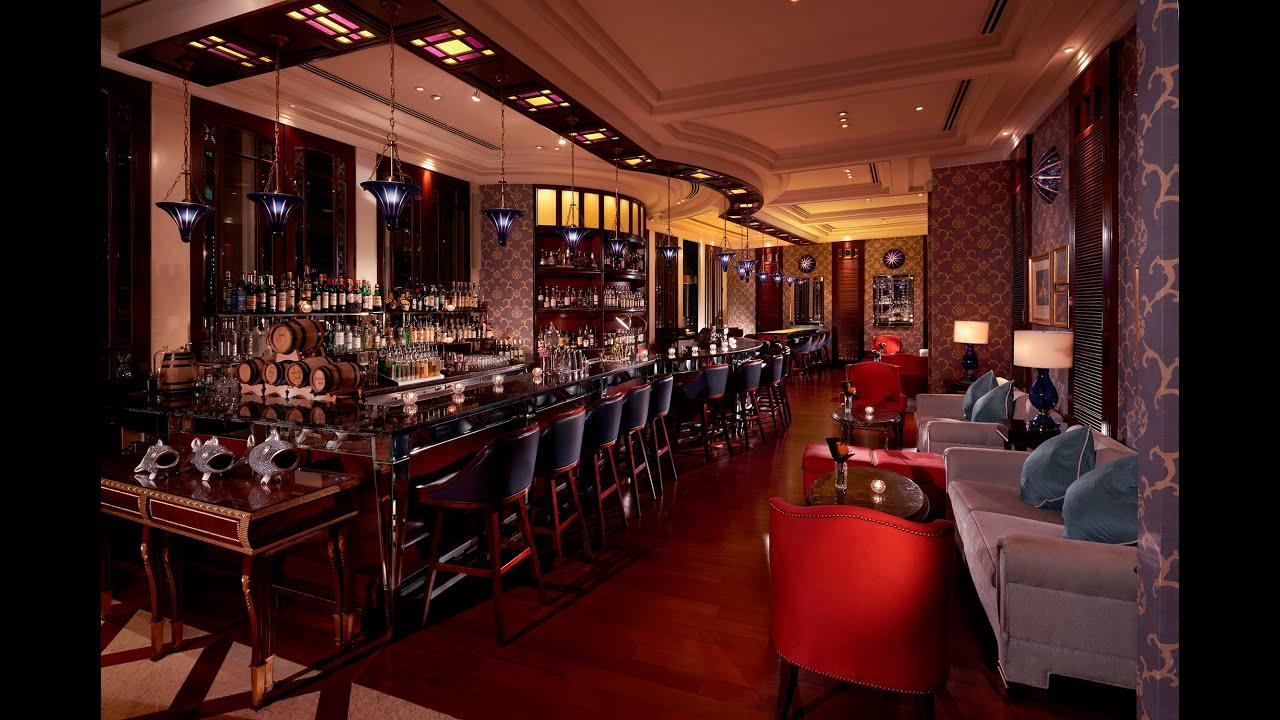 Discover One Of The Worldu0027s 50 Best Bars At Island Shangri La Hong Kong    YouTube