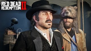 Red Dead Redemption 2 - Episode 4 - Wanted