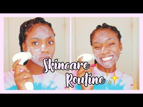 Skincare Routine💕 FOR ACNE PRONE SKIN | SLS 1