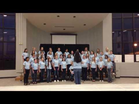 "Arbor Creek Middle School Bel Canto Women's Honor Choir - ""Oye la Musica"""
