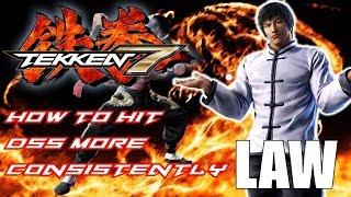 Tekken 7 Law Dss Guide!