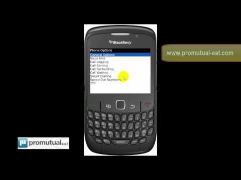 Error de llamada: cuando llamo me sale prefijo +1 en celular Blackberry 8310 8520 9300 y otras