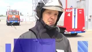 2019-05-31 г. Брест.  Учения МЧС. Новости на Буг-ТВ. #бугтв