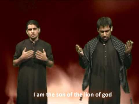 *OFFICIAL VIDEO* Abbas (AS) hai naam mera - Shabbir and Abbas Tejani 2009/2010