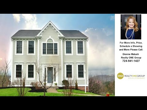 108 Skyview Dr, North Strabane, PA Presented by Dionne Malush.