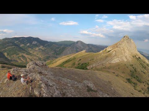 Поход по крымским горам - 2019 (клип)
