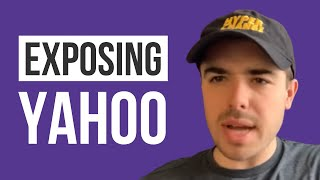Yahoo Finance's Stock Manipulation Is Troubling