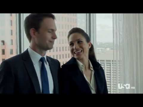 Suits - Mike & Rachel - My life would suck without you