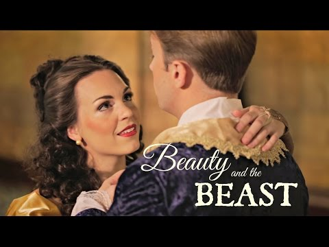 Beauty and the Beast - DISNEY Cover by Evynne & Peter Hollens