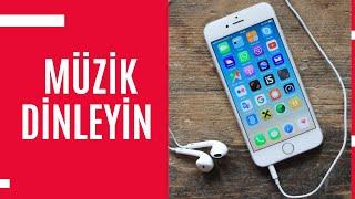 Iphone da şarkı indirme