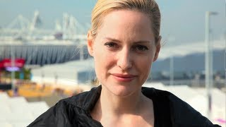 Aimee Mullins Talks About the London 2012 Paralympic Games