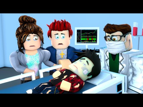 ROBLOX LIFE : Gold Sister Full Story - Part 1 -  Animation