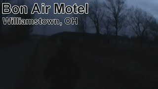Urban Exploration: Abandoned Bon Air Motel - Williamstown, OH