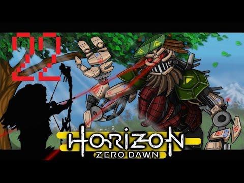 Horizon Zero Dawn - Episode 22 - } Here Piggy Piggy Piggy {