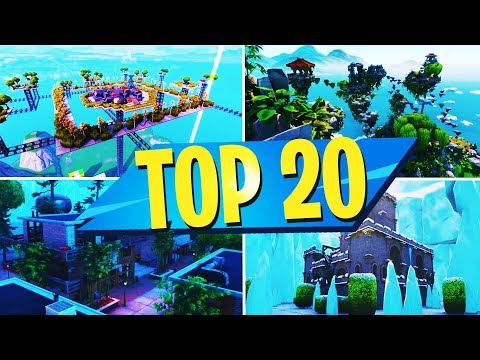 top 20 best creative maps of all time in fortnite fortnite creative map codes - best creative maps fortnite