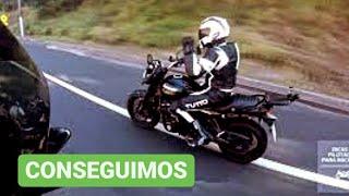 MINHAS PRIMEIRAS CURVAS NA SERRA COM @EDGARD SOARES MOTOCICLETAS