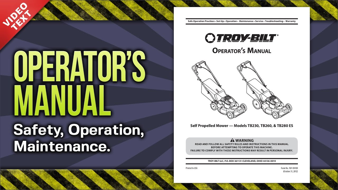 Troy built tb230 carezone com co better bilt engine manual.