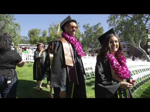 College of Business Administration Commencement 2018