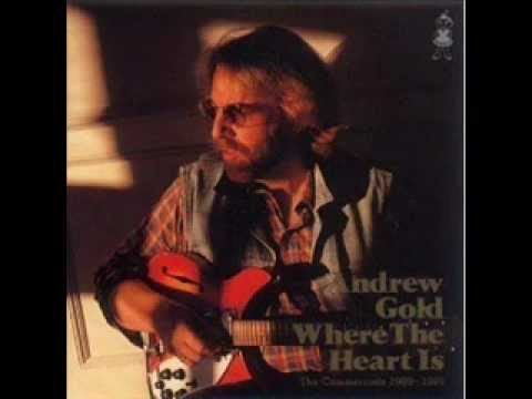 Andrew Gold - Wear The Heart Is