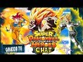SUPER DRAGON BALL HEROES CHAT - CAPITULO #4