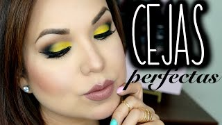 Cejas perfectas | tutorial