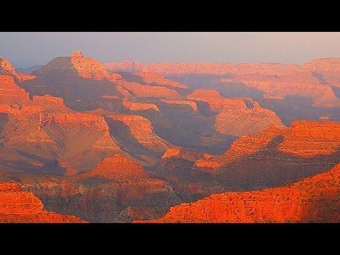 Arizona State's Grand Canyon: Sunset Time Lapse Art Light Study