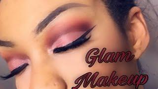 Makeup Tutorial | Glam Makeup