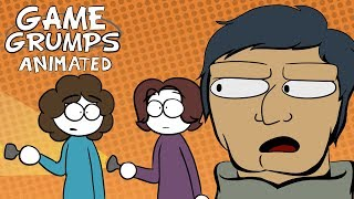 GAME GRUMPS animated - SOMETHING CREEPY'S HAPPENING