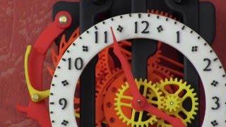 brian law s woodenclocks clock 27 fdm 3d printed