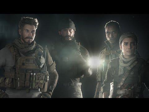 Official Call of Duty®: Modern Warfare® – Story Trailer