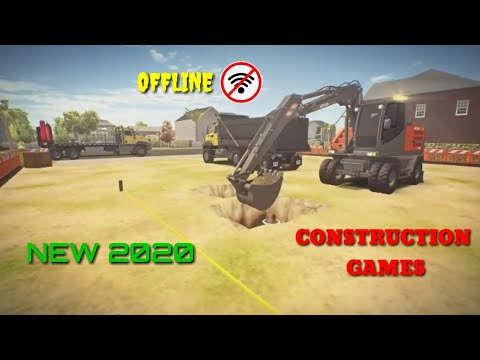 Top 5 Construction Simulator Games For Android & Ios- {Asknowmore} 2020