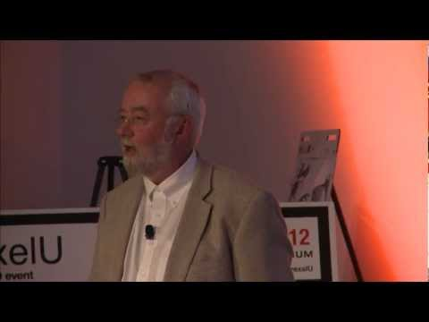 Why Not Change the World With Design Thinking? Bill Moggrigdge at TEDxDrexelU