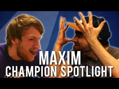 Champion Spotlight Maxim CC Maschine Markow