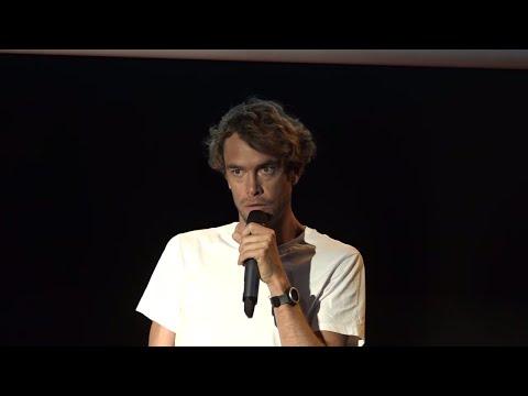 Lost in the Swell, à la découverte de vagues jamais surfées   Ewen Le Goff   TEDxUBO