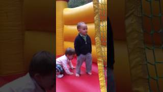 I will never be as cool as my 2 year old nephew in a bounce house thumbnail