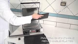 Sirman - грили(Accord Group - профессиональная посуда и оборудование для ресторанов, баров, кафе, фаст-фудов. http://a-g.ua https://www.facebook.c..., 2014-09-22T07:30:42.000Z)