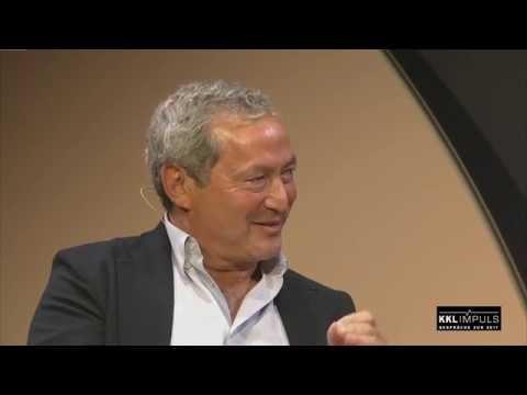 Samih Sawiris zu Gast bei KKL Impuls im KKL Luzern