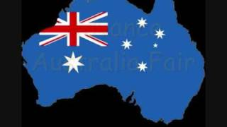 Australische Nationalhymne (Australian anthem)