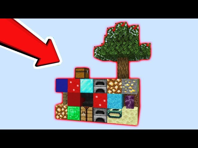 MINECRAFT SKYBLOCK DAR PRIMESTI UN ITEM O DATA LA 5 SECUNDE..