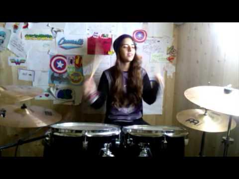 Fight Song - Rachel Platten (Cimorelli version) (Drum Cover by AleMusic)