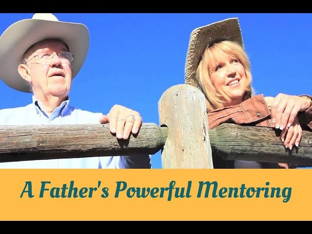 My Dad - The Cowboy Mentor