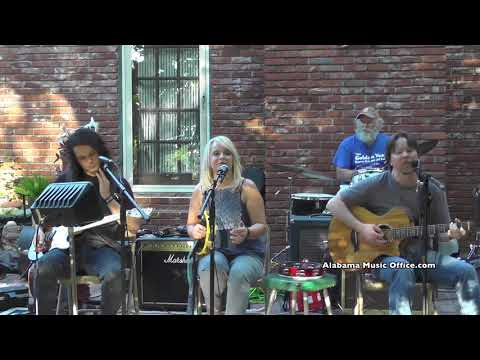 Mississippi Stomp at Dick Cooper Party after W.C. Handy Music Festival 2017